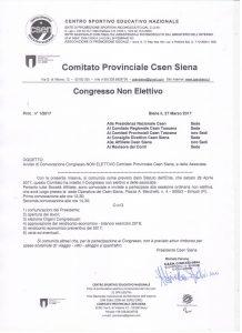 AVVISO CONVOCAZIONE - Congresso Provinciale Csen Siena 2017.docx
